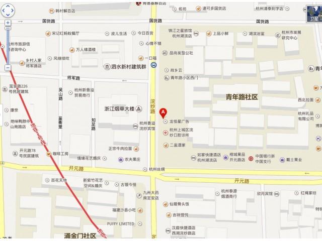 西湖银泰,湖滨银泰,解百,龙翔,西湖景区,河坊街,吴山广场,杭州市第一